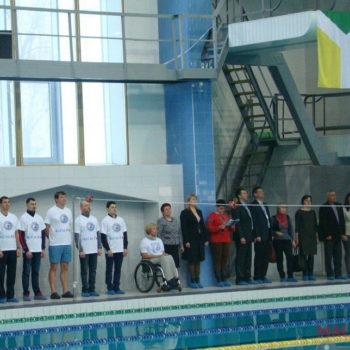 Новости - Спорт против рака. Итоги турниров по плаванию. | Фонд Инна