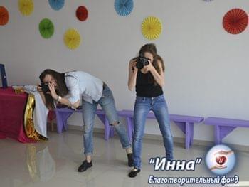 Галерея - Акция «Фотосессия милосердия»!  24.04.2016   Фонд Инна