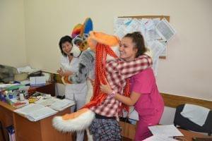 Акции - Акция к Международному   дню  борьбы с лимфомой! | Фонд Инна