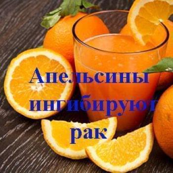 Стремление жить - Апельсиновый сок защищает от рака | Фонд Инна