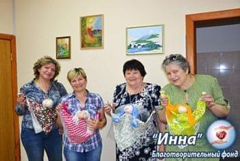 Галерея - Арт-терапия 2018 | Фонд Инна