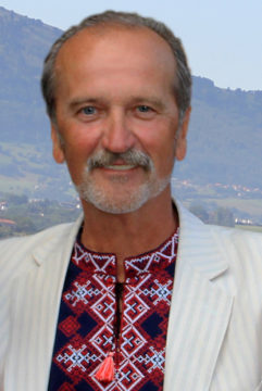 Жюри и ведущие - БИЛОШКУРСКИЙ  ВЛАДИМИР СТЕПАНОВИЧ (УКРАИНА) | Фонд Инна