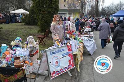 Акции - Благотворительная ярмарка на Масленицу | Фонд Инна