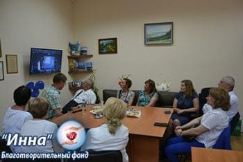 Новости - Делегация из Польши  в гостях у Фонда | Фонд Инна