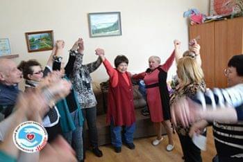 Акции - «День именинника» отметили в Благотворительном Фонде «Инна»   Фонд Инна