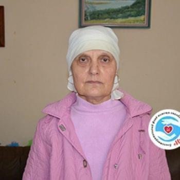 Їм потрібна допомога - Дідківська Валентина Аркадіївна | Фонд Інна