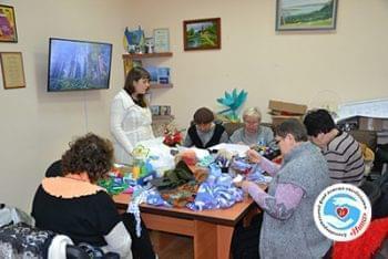 Галерея - Добро порождает добро 12.12.2018 | Фонд Инна