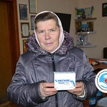 Новини - Допомога для Ніни Гребеножко | Фонд Інна