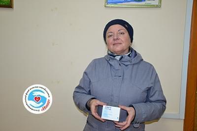 Новини - Допомога Гранат Людмилі | Фонд Інна