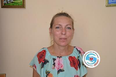 Їм потрібна допомога - Дудка Оксана Миколаївна | Фонд Інна