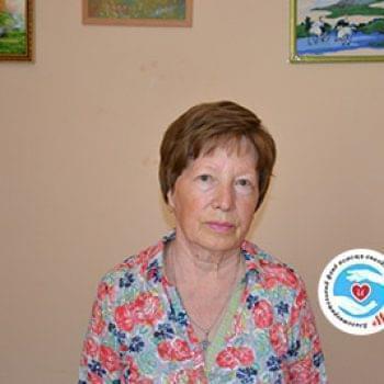 Им нужна помощь - Езовитова Валентина Дмитриевна | Фонд Инна