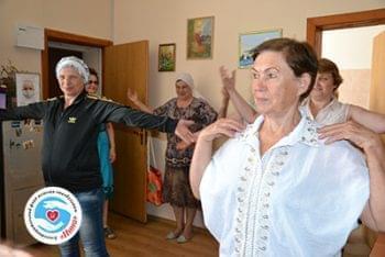 Новини - Фізичні вправи – запорука здоров'я! | Фонд Інна
