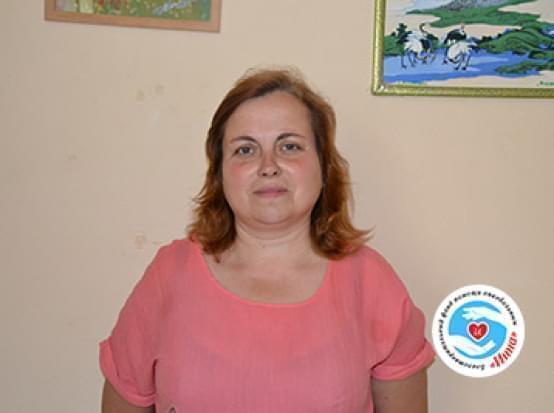 Їм потрібна допомога - Гашенко Оксана Василівна | Фонд Інна