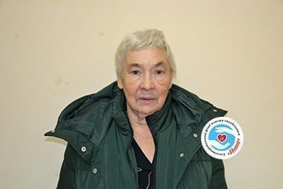 Им нужна помощь - Касич Людмила Исааковна | Фонд Инна