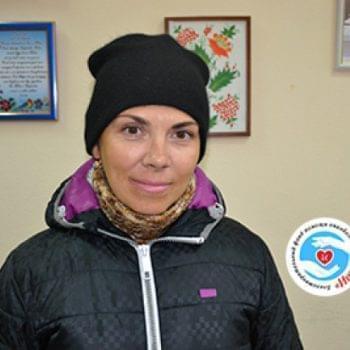 Им нужна помощь - Кошеленко Алла Дмитриевна | Фонд Инна