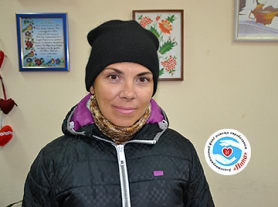 Їм потрібна допомога - Кошеленко Алла Дмитрівна | Фонд Інна