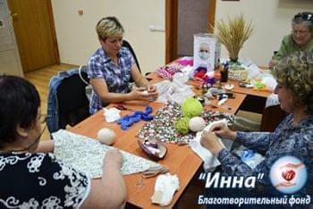 Новости - Куклы помогают в лечении   Фонд Инна