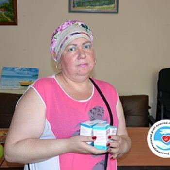 Новости - Лекарства для Олексиенко Татьяны | Фонд Инна