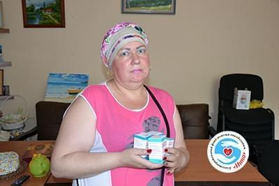 Новини - Ліки для Олексієнко Тетяни | Фонд Інна