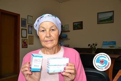 Новости - Лекарства для Ольги Шевчук | Фонд Инна