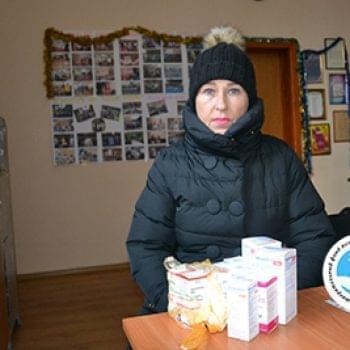 Новости - Лекарства для Осиповой Оксаны   Фонд Инна