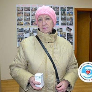 Новости - ЛЕКАРСТВА ДЛЯ СЕВЕРИНОЙ РАИСЫ | Фонд Инна - Благотворительный фонд помощи онкобольным