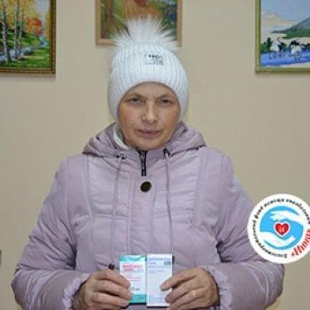 Новости - Лекарство Булденко Людмиле | Фонд Инна