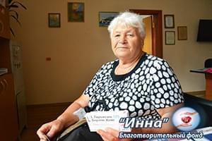Новости - Лекарство для Анны Билодид | Фонд Инна