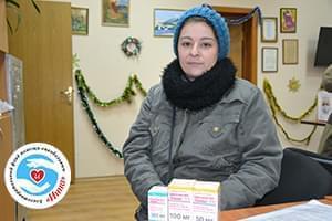 Новини - Ліки для Кирилової Катерини | Фонд Інна