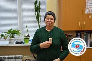 Новости - Лекарство для Евгении Хомняк   Фонд Инна