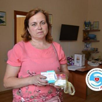 Новини - Ліки для Гашенко Оксани | Фонд Інна