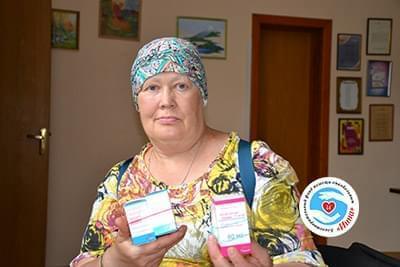 Новости - Лекарство для Голденок Натальи | Фонд Инна