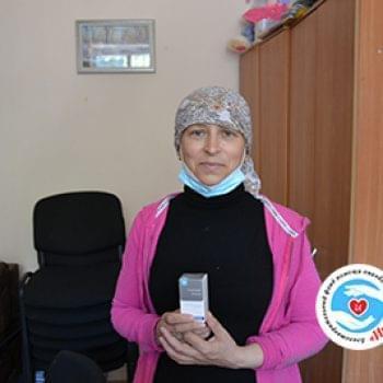 Новини - Ліки для Красільнікової Наталії | Фонд Інна - Благодійний фонд допомоги онкохворим