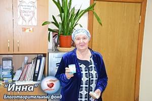 Новости - Лекарство для Марии Обуховой | Фонд Инна