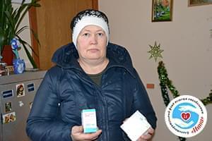 Новости - Лекарство для Натальи Голденок | Фонд Инна