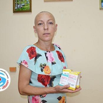 Новости - Лекарство для Оксаны Дудки | Фонд Инна