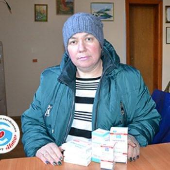 Новости - Лекарство для Олексиенко Татьяны | Фонд Инна