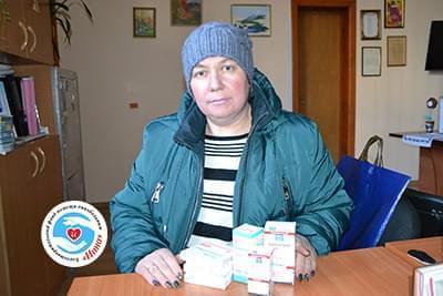Новини - Ліки для Олексієко Тетяни | Фонд Інна