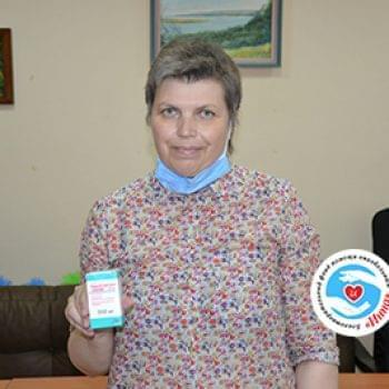 Новости - Лекарство для Сайко Марины | Фонд Инна - Благотворительный фонд помощи онкобольным