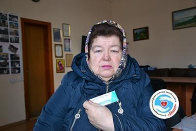 Новости - ЛЕКАРСТВО ДЛЯ СТЕБЕЛЬСКОГО НИКОЛАЯ | Фонд Инна
