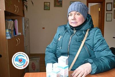 Новости - Лекарство для Татьяны Олексиенко | Фонд Инна