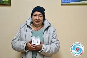 Новости - Лекарство для Татьяны Свидерской | Фонд Инна