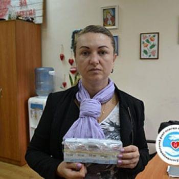 Новости - Лекарство для Теплюка Александра | Фонд Инна