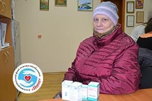 Новости - Лекарство для Валентины Куницкой | Фонд Инна