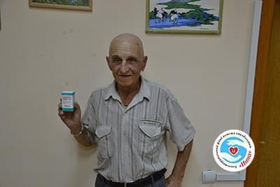 Новости - Лекарство для Валерия Ярощука | Фонд Инна