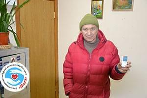 Новости - Лекарство для Виктора Дули | Фонд Инна