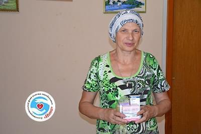 Новини - Ліки для Людмили Булденко | Фонд Інна