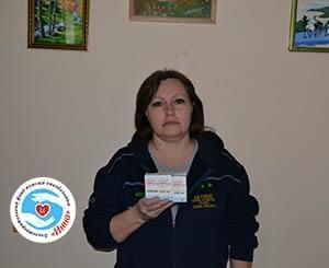 Новини - Ліки для Оксани Гусакової | Фонд Інна