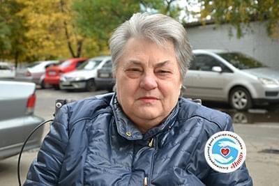Їм потрібна допомога - Литвак Ольга Трохимівна | Фонд Інна