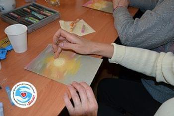 Новини - Малювання, як арт-терапевтична складова | Фонд Інна